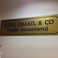Photo taken at Azmi Ismail & Co. by Syafini R. on 10/3/2012