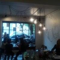 Photo taken at BangBang Cafe by Lawrence H. on 2/11/2013