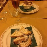 Photo taken at Osteria del Conte by Vince G. on 10/28/2017