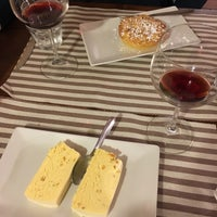 Photo taken at Trattoria Latte di Luna by Vince G. on 10/30/2017