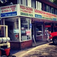 Lexington House of Pizza