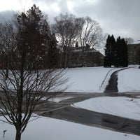 Photo taken at James B. Colgate Hall - Admissions Office by Mark K. on 3/23/2013