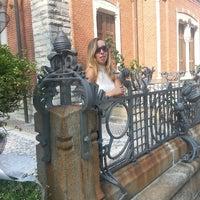 Photo taken at Villa Ottolini Tosi by DemonYa on 9/9/2014