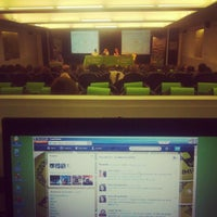 Photo taken at Centre Esplai by Ferran E. on 10/20/2012