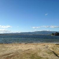 Photo taken at Barragem da Marateca by Andre R. on 3/22/2014