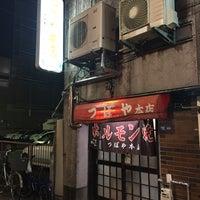 Photo taken at つぼや本店 by grand p. on 11/25/2015