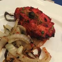 Photo taken at Mezbaan Bar & Indian Cuisine by IngenieroDavid on 10/14/2015