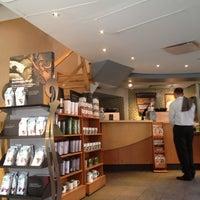 Photo taken at Starbucks by Elizabeth I. on 10/5/2012