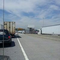 Photo taken at Bruckner Expressway by Joe H. on 5/10/2013