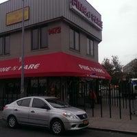 Photo taken at Fine Fare Supermarket by Joe H. on 10/23/2013