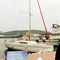 Photo taken at Antigoni Restaurant by Barış E. on 5/10/2013