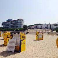Photo taken at Im Strandkorb by Marc O. S. on 6/7/2014
