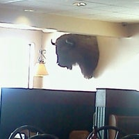 Photo taken at Ponderosa Steakhouse by Pam B. on 1/22/2013