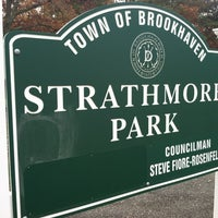 Photo taken at Strathemore park by Brett M. on 10/28/2012
