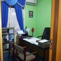 Photo taken at PT.Pertamina Trans Kontinental Cabang Balikpapan by Wisda K. on 4/23/2013