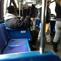 """Photo taken at MTA B38 Metro Bus by 🚍DP """"The Flx 1975""""🚍 on 2/19/2013"""