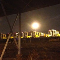 "Photo taken at SEPTA Fern Rock Transportation Center by 🚍DP ""The Flx 1975""🚍 on 12/2/2012"