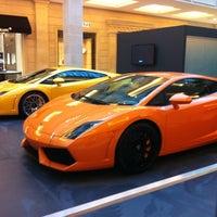 Photo taken at Crocus City Mall by Anastasia B. on 11/3/2012