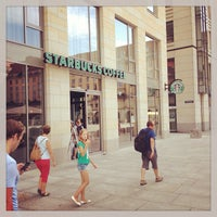 Photo taken at Starbucks by Alexandr U. on 8/7/2013