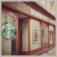 Photo taken at Starbucks by Alexandr U. on 9/30/2013