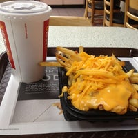 Photo taken at Wendy's by Courtney F. on 3/1/2013