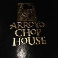 Photo taken at Arroyo Chop House by James J. on 1/18/2013