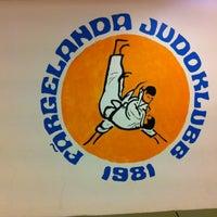 Photo taken at Färgelanda Judoklubb by Patrik Ä. on 3/6/2013