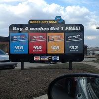 Photo taken at Crew Car Wash by Charlie C. on 3/29/2013