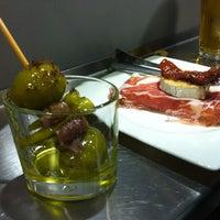 Photo taken at Mô (Bar Monasterio) by Milena H. on 12/30/2012