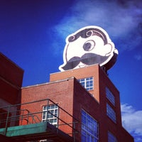 Photo taken at Natty Boh Tower by Roswell E. on 5/9/2013