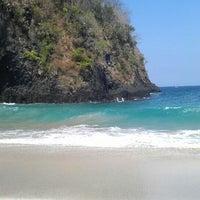 Photo taken at Virgin Beach by Dado on 10/6/2013