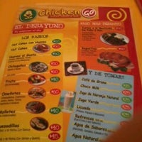 Photo taken at Chicken Go by Patricia B. on 11/6/2012