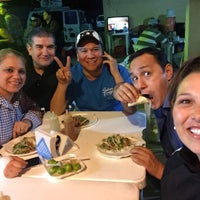 Photo taken at Tacos Bomberos by Karla Ivoone c. on 3/26/2016