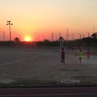 Photo taken at Unidad deportiva by Karla Ivoone c. on 9/29/2015