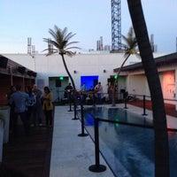 Photo taken at Rio Rooftop Bar by Kurt W. on 10/18/2013