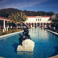 Photo taken at J. Paul Getty Villa by Aryo H. on 1/5/2013
