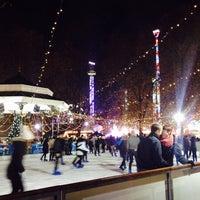 Photo taken at Winter Wonderland by Myrto M. on 11/24/2013