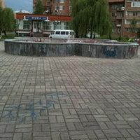 Photo taken at Фонтан На Весенней by Kadzhaeva E. on 6/26/2013