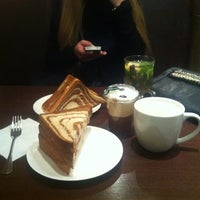 Photo taken at Coffee Life by Кристина❤ on 10/12/2012