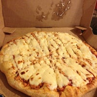 Photo taken at Domino's Pizza by Amanda T. on 3/16/2013