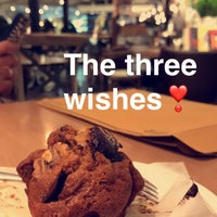 Photo taken at The Three Wishes by Heba . on 2/21/2017