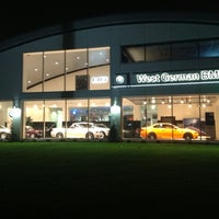 Photo taken at West German BMW by Jim F. on 11/6/2012
