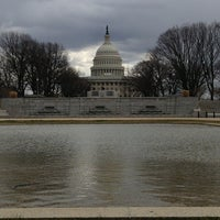 Photo taken at Capitol Hill by Maria D. on 3/27/2013