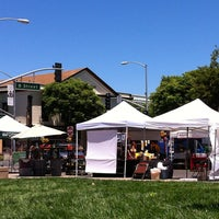 Photo taken at Hayward Farmers Market by Emily T. on 6/29/2013