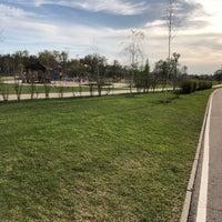 Снимок сделан в Спортивно-досуговый парк «Красная Пахра» пользователем Рустам К. 5/1/2018