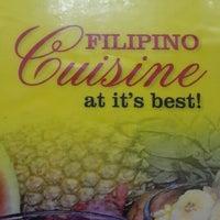 Photo taken at Nayong Filipino Saeed Restaurant & Bakery by Jacque on 6/20/2014