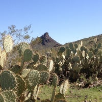 Photo taken at Picacho Peak by Raul C. on 2/28/2013