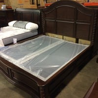 Photo Taken At Louisville Overstock Warehouse Furniture And Mattress By  Jimmy S. On 4/ ...