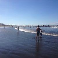 Photo taken at Atlantic Ocean by Darjushka P. on 12/17/2012