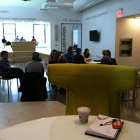 Photo taken at Mediacom Bistro by Hallie G. on 1/25/2013